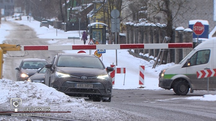 Tallinna liikluspilt 9.saade