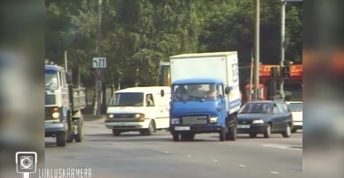 Sajandi alguse Tallinna liikluspilt
