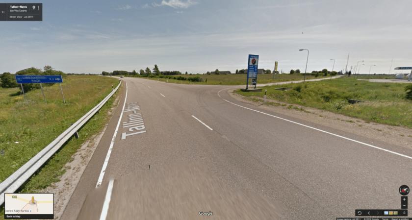 Google Maps -