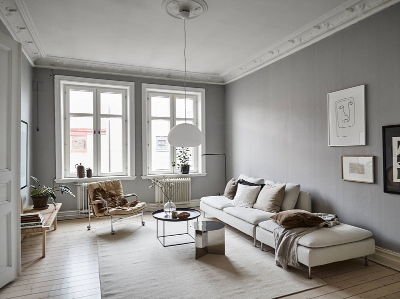Scandinavian Home Tour & Shop The Look