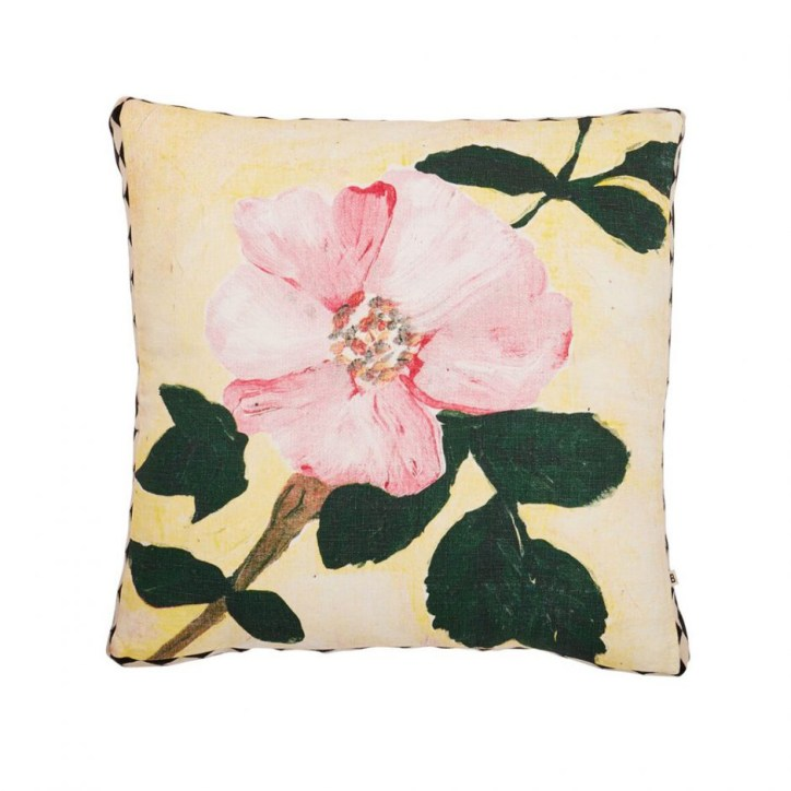 bonnie and rose C1612-Vintage-Rose-Yellow-50cm-940x940