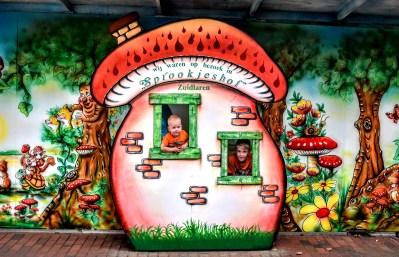 Sprookjeshof zuidlaren lowbudget uitje Groningen