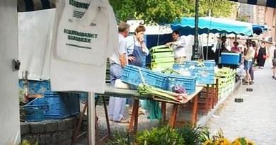 Heropstart wekelijkse markt Lennik, martkbus en boerenmarkt Gaasbeek