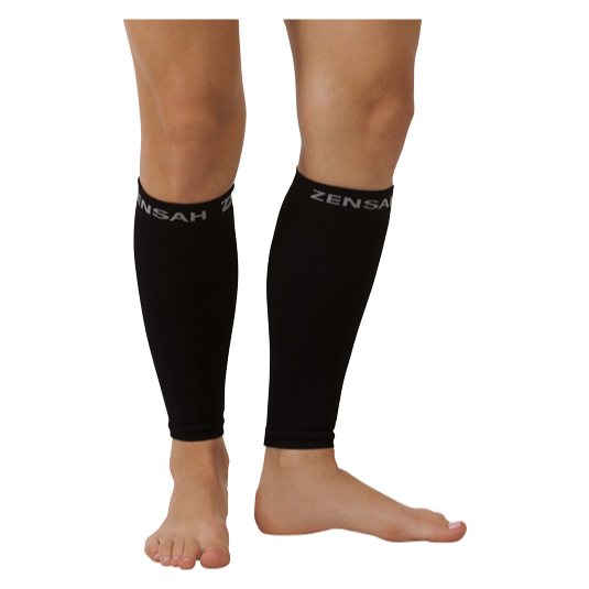 Compression Leg Sleeves - Black