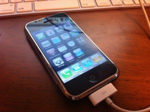 初代iPhoneをebayにて落札しました