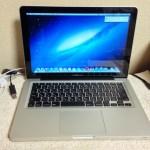 自分でカスタマイズしたら別世界!|光学ドライブ搭載 MacBook Pro 13インチ MD101J/A