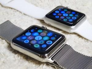 【開封レビュー】完成度が凄い!Apple Watch42mmミラネーゼループとSport 38mmの比較