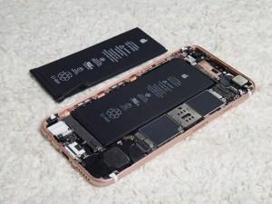 iPhone6/6sのバッテリーを自分で交換する方法