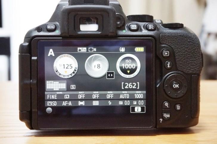 Camera d5500 review11
