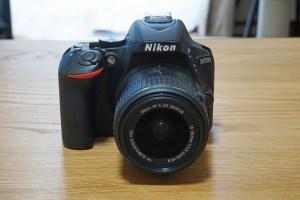 【レビュー】超軽量コンパクトな優等生、一眼レフカメラ「Nikon D5500」を使ってみた感想