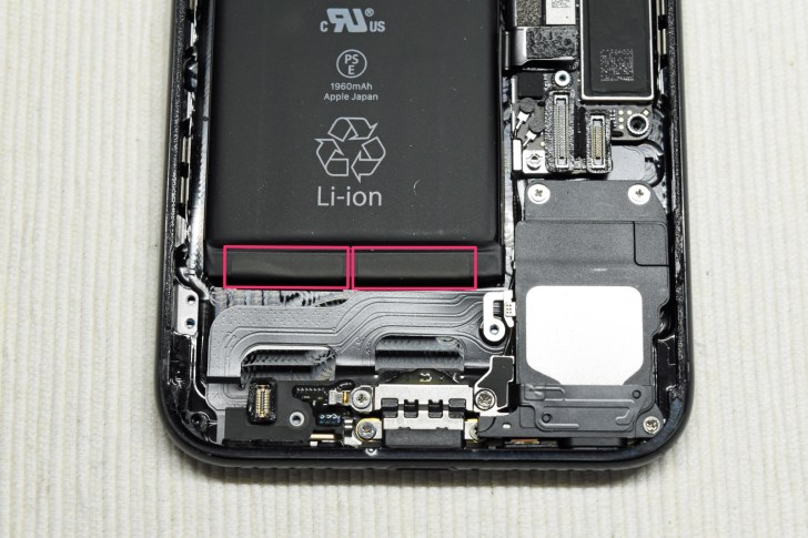 Iphone7 battery 9 2