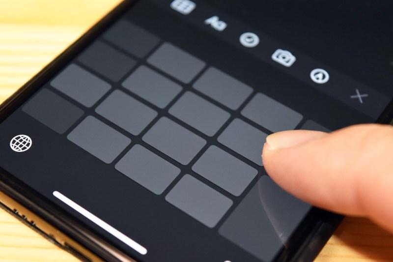 IPhone cursor 1