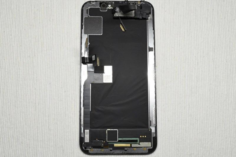 Iphone x display exchange 1
