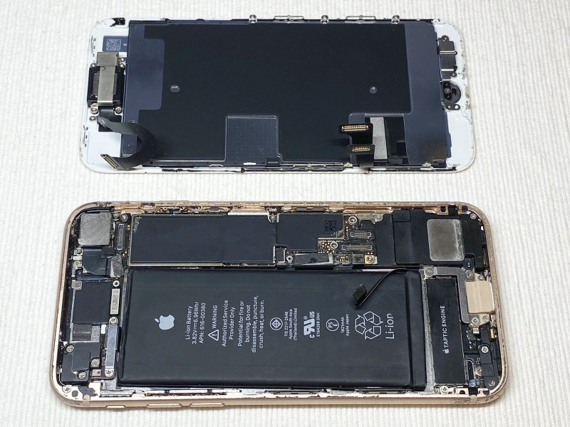 IPhone8 battery 15
