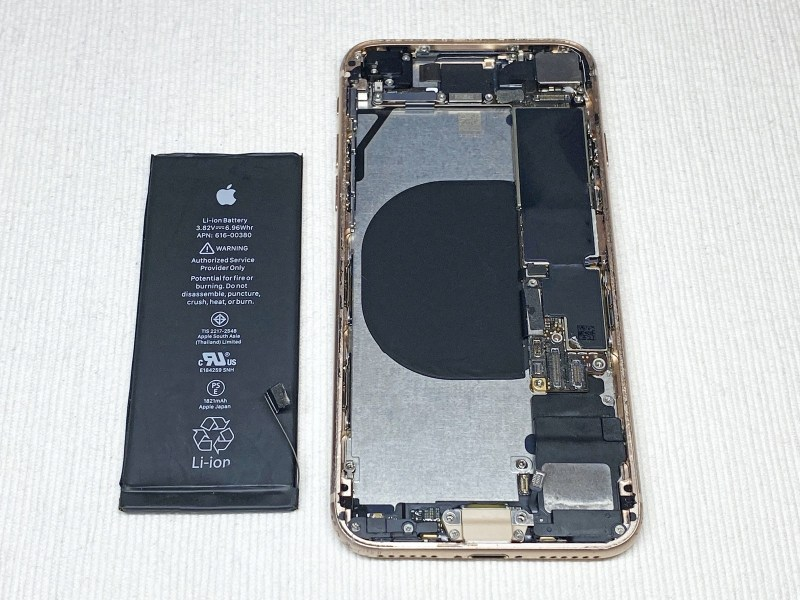 IPhone8 battery 27