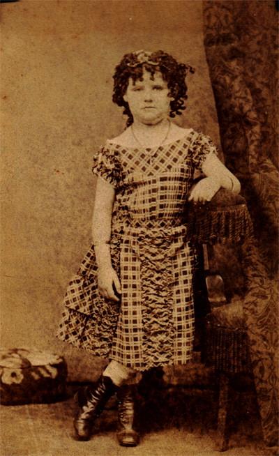 Jenny Shrum's mother Luta Lee