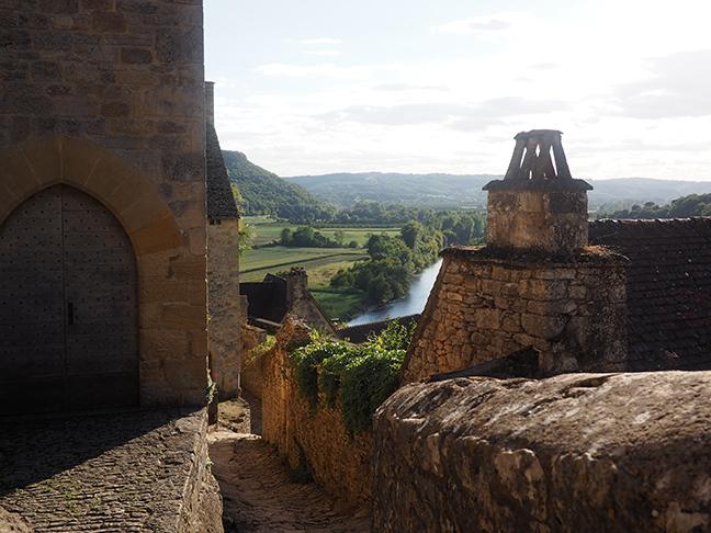 Beynac et Cazenac vue