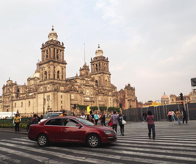 Zocalo-mexico