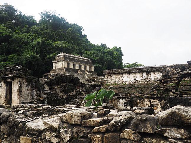 Ruines de Palenque