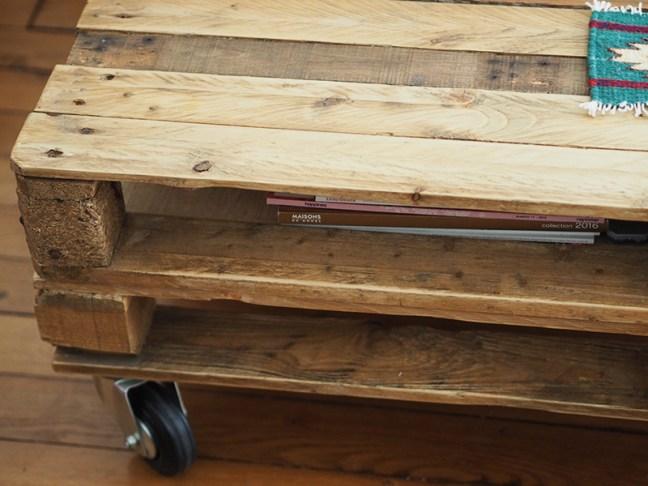 table basse originale bois massif. Black Bedroom Furniture Sets. Home Design Ideas