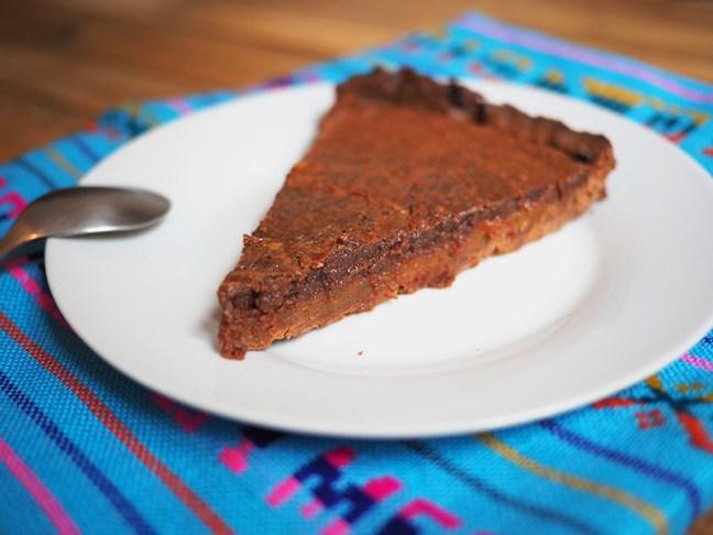 tarte-chocolat-abricots-2