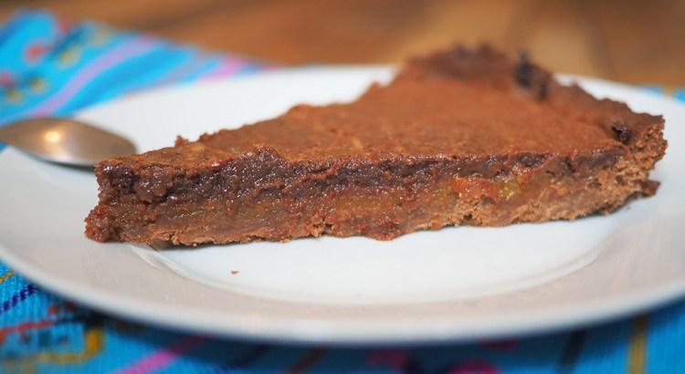 tarte-chocolat-abricots