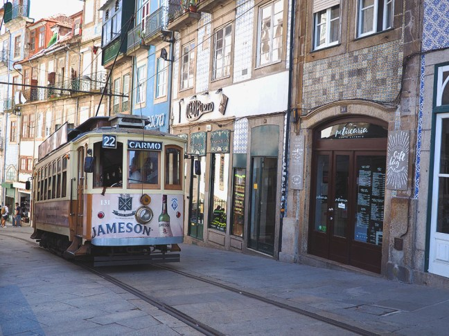 tramway-porto