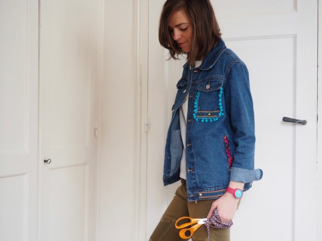 comment-customiser-veste-en-jean