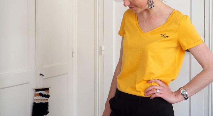 idéee pour customiser un tshirt