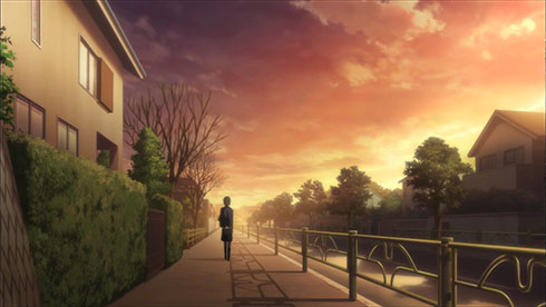 Alone Girl Love Wallpaper Weekly Review Of Transit Place And Culture In Anime 20