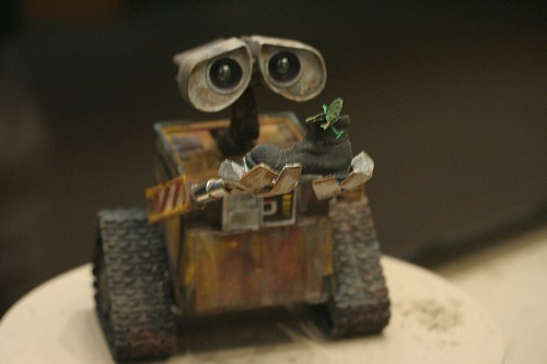 A Quickie: Wall-E (Some Spoilers)   Like a Whisper