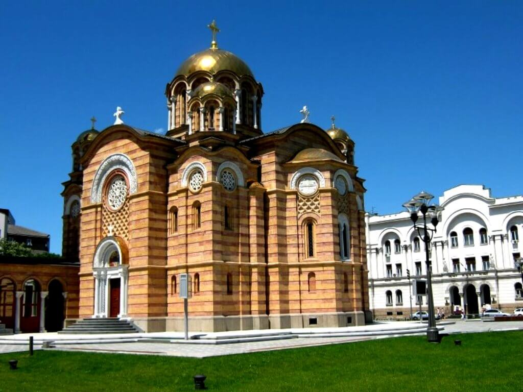 Church of Christ the Saviour