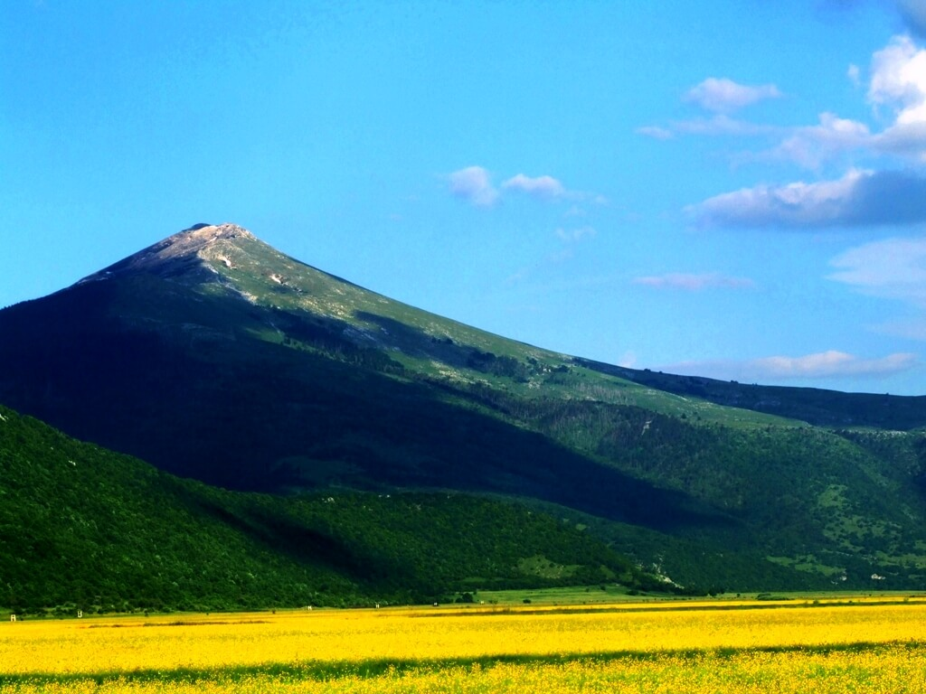 Cincar Mountain