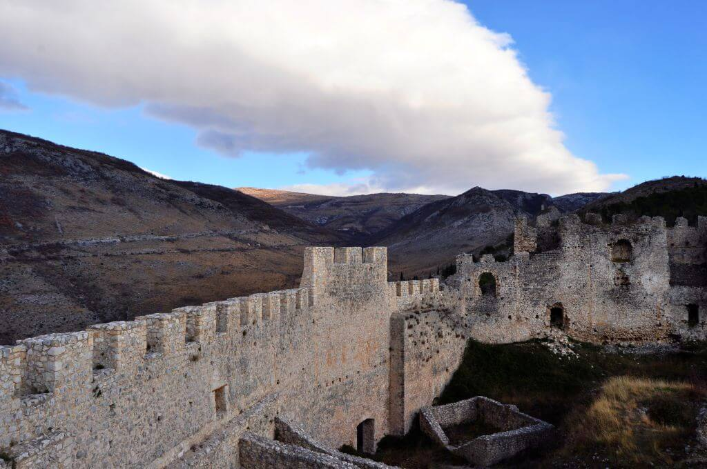 Kosaca Castle, Things to do in Mostar