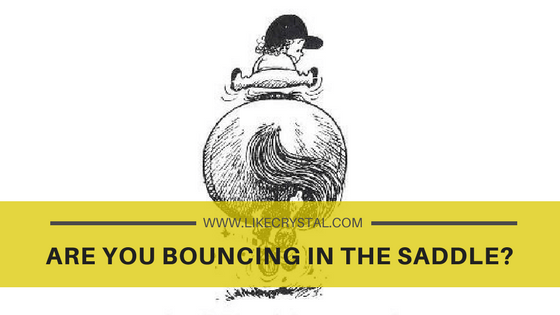 Q8 – Are You Bouncing In The Saddle?