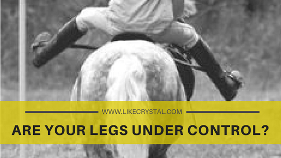 Q12 – Are Your Legs Under Control?
