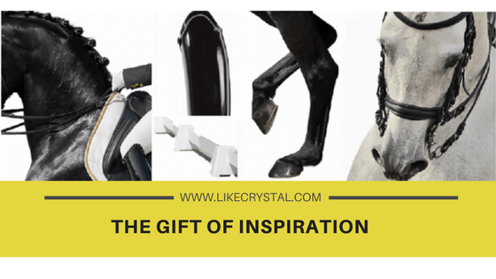 The Gift of Dressage Inspiration