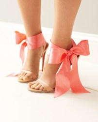 Bow tie shoes