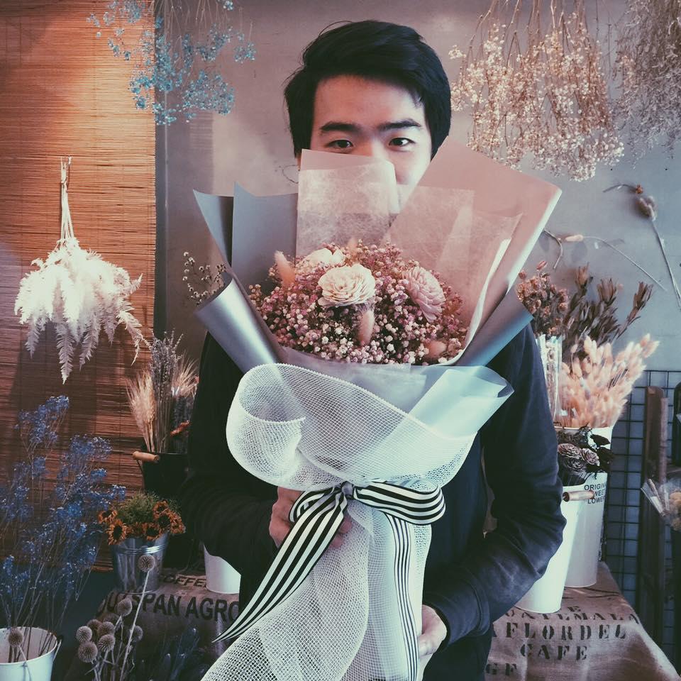 求婚花束台北推薦,喜歡生活乾燥花店