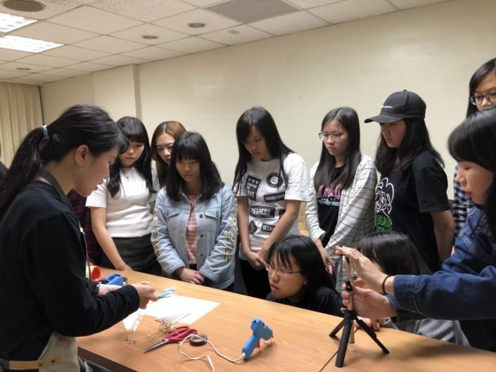 2018台北乾燥花課程教學