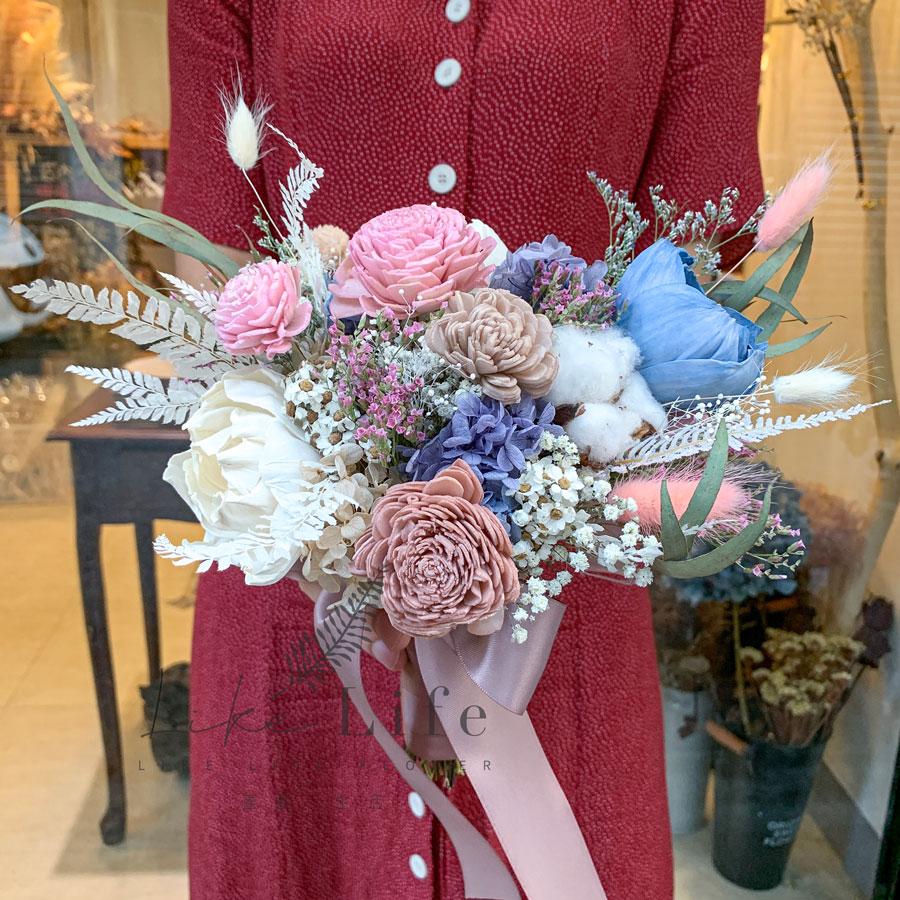 新娘捧花課程