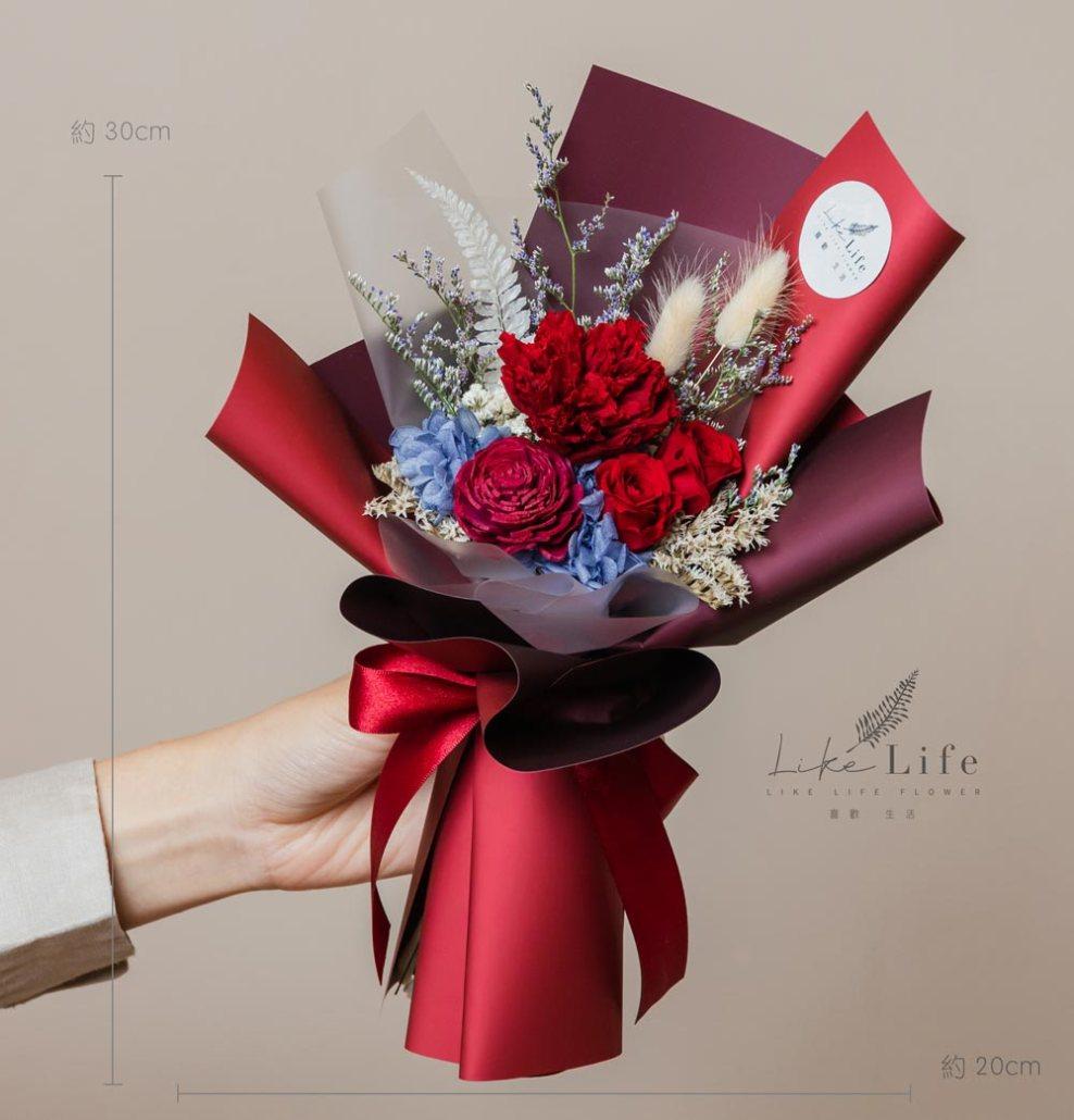 母親節康乃馨台北推薦,紅色母親節康乃馨花束