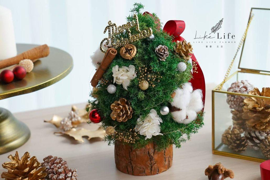聖誕樹木底封面2