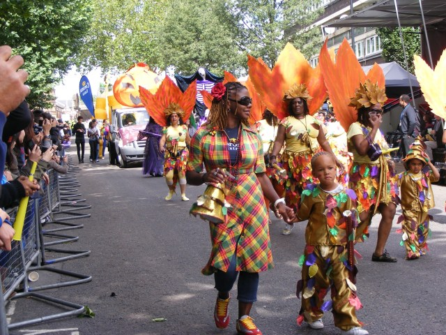 childrens day parade