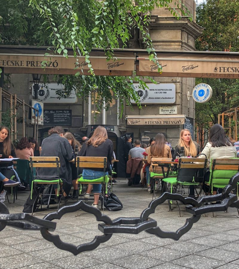 What's Happening In Budapest: October