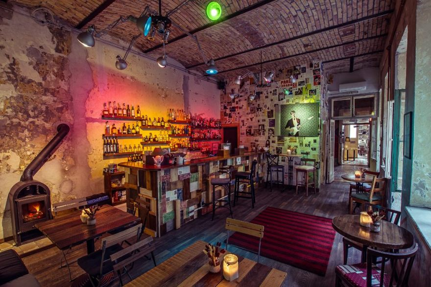 bare-brick-walled-bar-with-colourful-lights