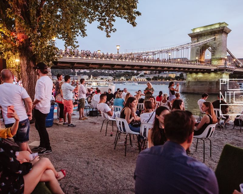 17 Epic Bar and Restaurant Terraces in Budapest You'll Love This Summer