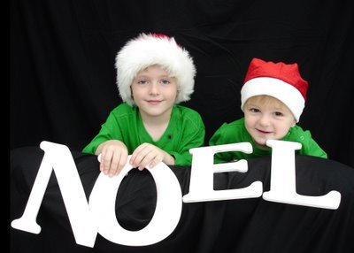 {October update} christmas card photos