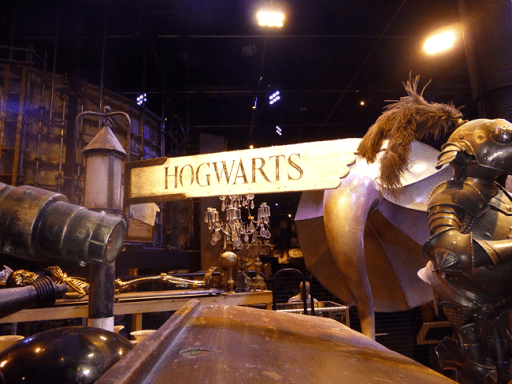 Harry potter studios tours! Part 1