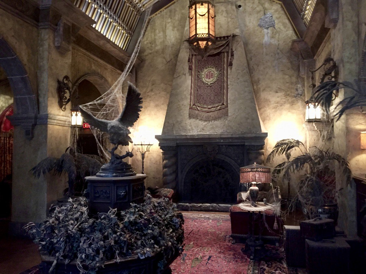 Twilight zones tower of terror